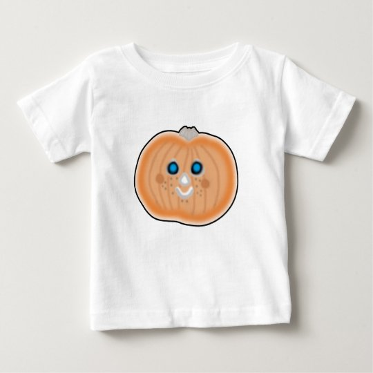 Freckle Faced Pumpkin Baby T-Shirt