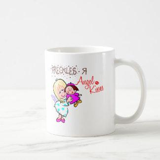 Freckles Are Angel Kisses Coffee Mug