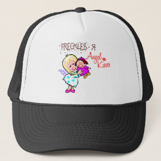 Freckles Are Angel Kisses Trucker Hat