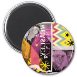 Fred and George Weasley 2 Inch Round Magnet