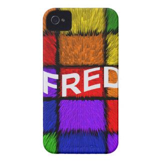 FRED Case-Mate iPhone 4 CASE