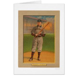Fred Clarke Pirates Baseball 1911 Card