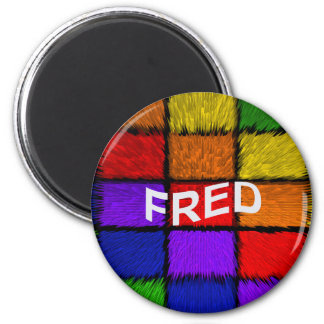 FRED MAGNET