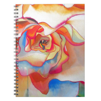 Fred martin begonia watercolour art notebooks