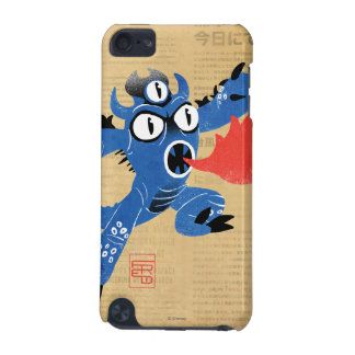 Fred Monster Suit iPod Touch (5th Generation) Covers