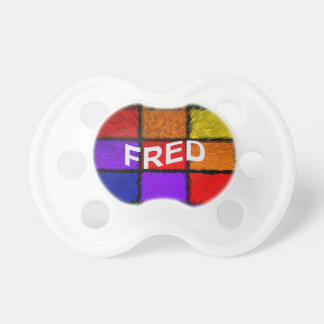 FRED PACIFIER