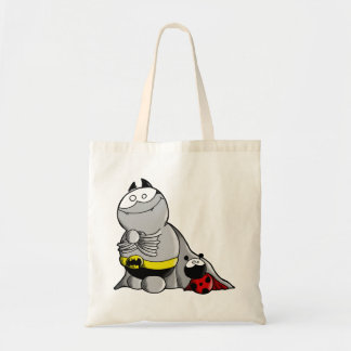 Fred the super asked tote bag