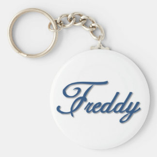 Freddy Keychain