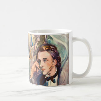Frederic Chopin Composer Musician Portrait Famous Coffee Mug
