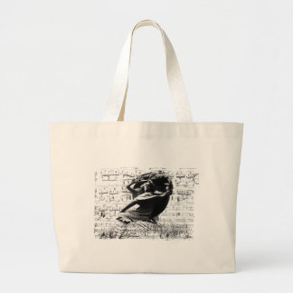 Frederic Chopin Large Tote Bag