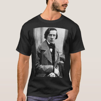 Frederic Chopin Pianist Piano T-Shirt