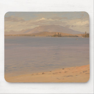 Frederic Edwin Church - Mount Katahdin from Lake Mouse Pad