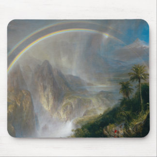 Frederic Edwin Church - Rainy Season in the Tropic Mouse Pad