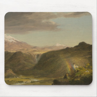 Frederic Edwin Church - South American Landscape Mouse Pad