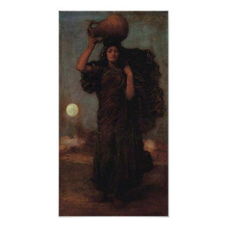 Frederic Leighton A Nile Woman Poster
