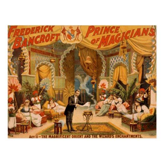 Frederick Bancroft Postcard