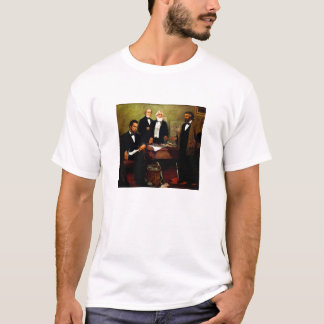 Frederick Douglass appealing to President Lincoln T-Shirt