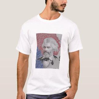 Frederick Douglass charcoal color T-Shirt