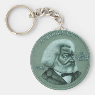 Frederick Douglass Key Chain