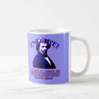Frederick Douglass Quote: The Limits of Tyrants Coffee Mug