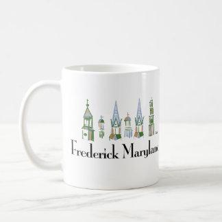 Frederick Maryland Clustered Spires Mug