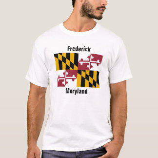 Frederick Maryland T-Shirt