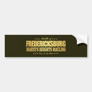Fredericksburg (FH2) Bumper Sticker