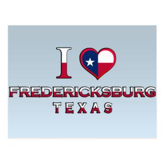 Fredericksburg, Texas Postcard