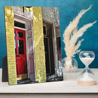 Fredericksburg VA - Deli and Gift Shop Plaque