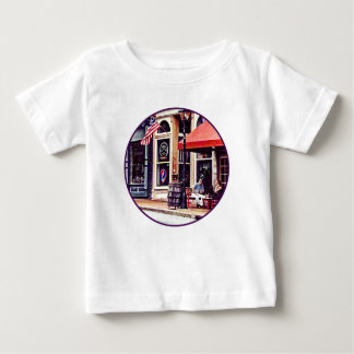 Fredericksburg VA - Outdoor Cafe Baby T-Shirt