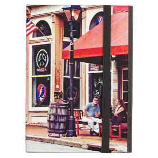 Fredericksburg VA - Outdoor Cafe iPad Air Cover