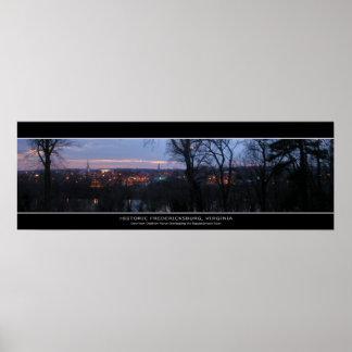 Fredericksburg, Virginia Poster