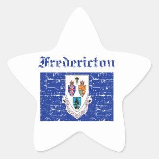 Fredericton Designs Star Sticker