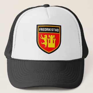 Fredrikstad Flag Trucker Hat