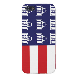 Freds Phone iPhone 5 Case