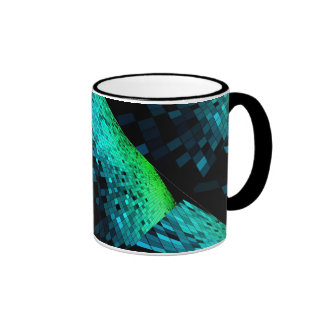 Free-Abstract-Background-Vector-Art ABSTRACT RANDO Ringer Coffee Mug