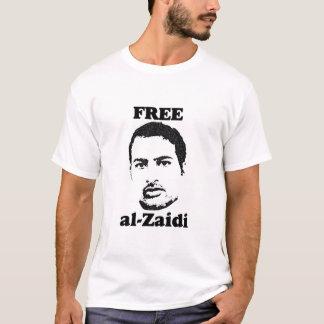 Free al-Zaidi Tee Shirt