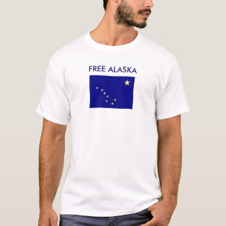 FREE ALASKA T-Shirt