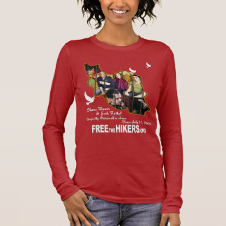 Free All Three Hikers Long Sleeve T-Shirt