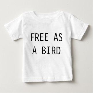 FREE AS A BIRD BABY T-Shirt