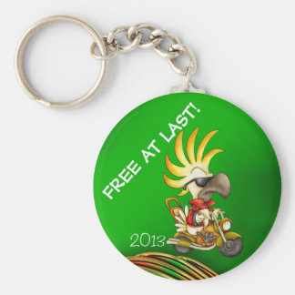 Free at Last Keychain - SRF