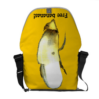 Free Banana bag Messenger Bag