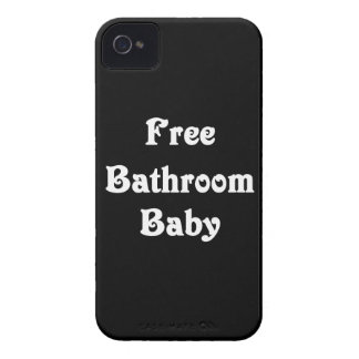Free Bathroom Baby Blackberry Bold Case