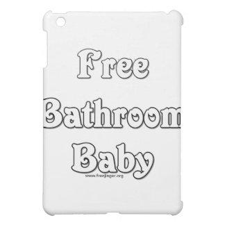 Free Bathroom Baby iPad Mini Case