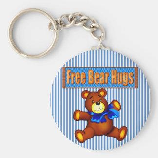 Free Bear Hugs Keychain