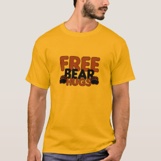 Free BEAR hugs shirt - choose style & color
