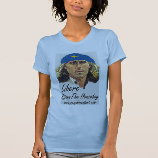 Free Bjorn the Houseboy T-Shirt
