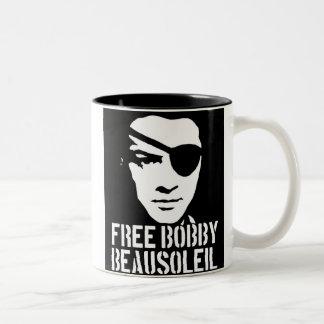 Free Bobby Beausoleil mug