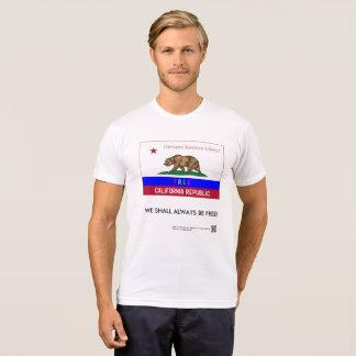 Free California Republic poly-cotton blend t-shirt