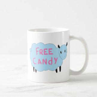 Free Candy Basic White Mug